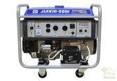 [ 家事達 ] 山葉YAMAHA引擎發電機 6000W發電機-電動+A,T,S 電源自動切換開關 殺很大