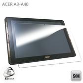 【Ezstick】ACER Iconia Tab 10 A3-A40 平板專用 鏡面鋼化玻璃膜 244x161mm