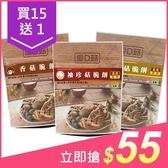 【買15送1】愛D菇 香菇/袖珍菇/杏鮑菇 脆餅(30g) 多款可選【小三美日】團購 / 零嘴