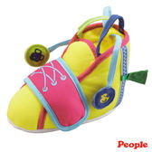 日本 People 穿鞋學習玩具