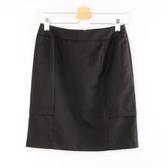 【MASTINA】西裝裙-黑  秋裝限定嚴選