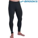 【BROOKS】男快排壓縮緊身長褲 - ...