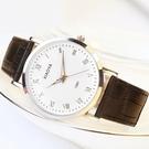 情侶手錶  2021年新款手錶男女學生正韓簡約時尚潮流夜光防水皮帶石英情侶錶 交換禮物