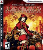 PS3 Command & Conquer Red Alert 3 紅色警戒 3(美版代購)