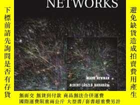 二手書博民逛書店The罕見Structure And Dynamics Of NetworksY362136 Mark New
