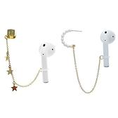 無線耳機防丟耳環(1對入) 款式可選【小三美日】
