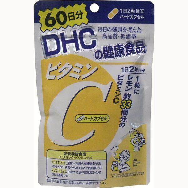 日本製【DHC】維他命C群 60日分-404133