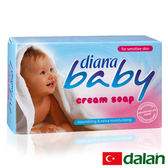 【土耳其dalan】嬰兒舒敏保濕乳霜皂