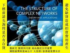 二手書博民逛書店The罕見Structure Of Complex NetworksY307751 Ernesto Estra