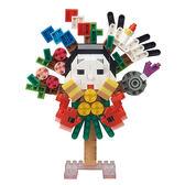 《 Nano Block 迷你積木 》NBC-274 緣起熊手╭★ JOYBUS玩具百貨