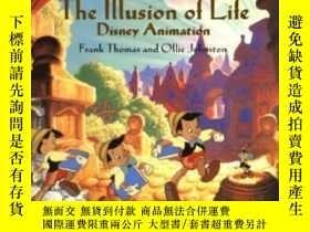 二手書博民逛書店The罕見Illusion Of Life-生活的幻覺Y436638 Ollie Johnston; F...