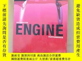 二手書博民逛書店AUTOMOTIVE罕見ENGINE PERGORMANCE 3