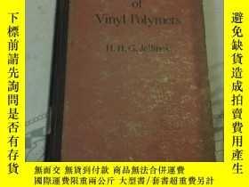 二手書博民逛書店degradation罕見of vinyl polymers烯類