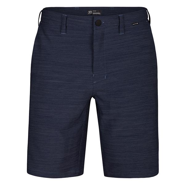 Hurley DRI-FIT CUTBACK SHORT 21 休閒短褲-深藍(男)