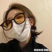gm墨鏡男新款潮街拍時尚網紅黃色太陽鏡女高街眼鏡 奇妙商鋪