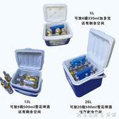 戶外保溫箱冷藏箱家用商用外賣便攜保鮮箱釣魚車載冰箱大小號冰桶WD 創意家居生活館