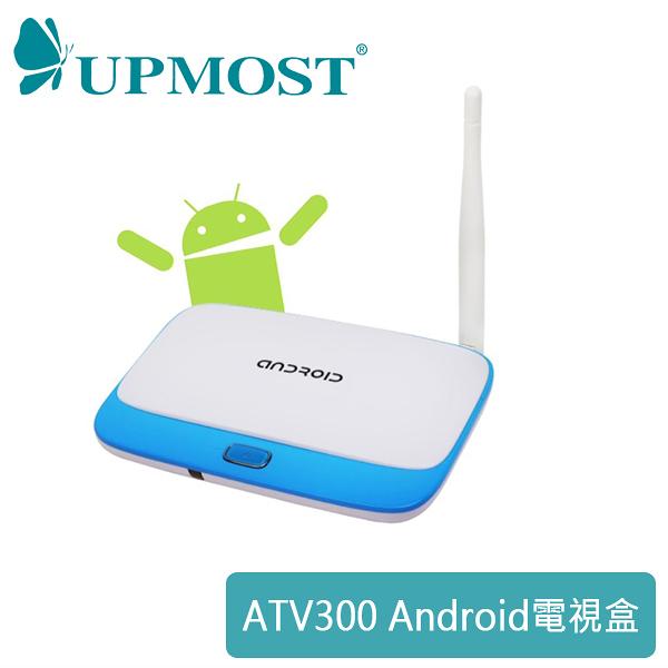 【免運費-限量】UPMOST 登昌恆 ATV300 Android電視盒
