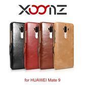 【默肯國際】XOOMZ 復古系列 HUAWEI 華為 Mate 9 磁扣側掀 手工真皮皮套 保護殼 手機殼 蘆洲
