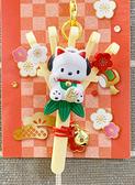 【震撼精品百貨】帕帢狗_Pochacco~日本SANRIO三麗鷗 帕恰狗和風吊飾/鑰匙圈#33674