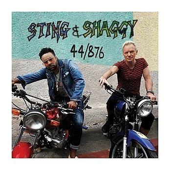 史汀,夏奇 44/876 CD Sting Shaggy 免運 (購潮8)