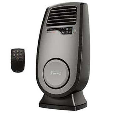【南紡購物中心】美國Lasko BlackHeat 黑麥克 3D熱波渦輪循環暖氣流多功能陶瓷電暖器 CC23152TW