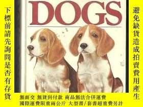 二手書博民逛書店【罕見Book Of Dogs】the Reader s Digest ILLustrated Revised E