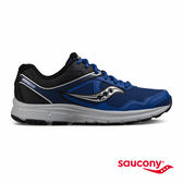 SAUCONY COHESION 10 專業訓練鞋款-黑X藍