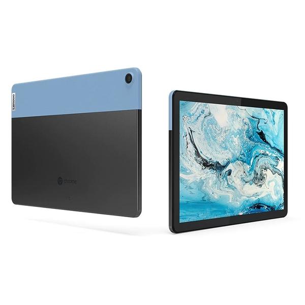 【福利品】Lenovo IdeaPad Duet Chromebook CT-X636F 10.1吋平板電腦 (4G/64G) 鐵灰