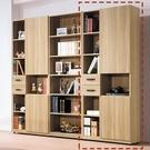 【森可家居】諾拉2.5尺書櫃 8HY49...