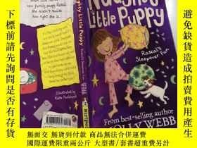 二手書博民逛書店my罕見naughty little puppy 我那淘氣的小狗Y200392
