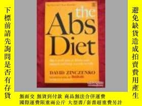 二手書博民逛書店The罕見Abs Diet: Eat Right Every T