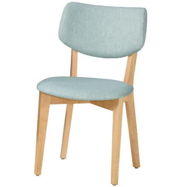 餐椅 MK-515-1 雪倫餐椅(布)(實木)【大眾家居舘】