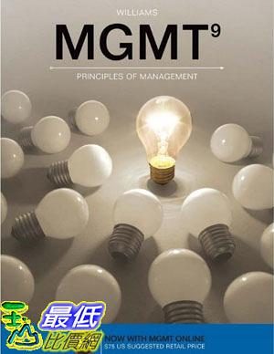 [106美國直購] 2017美國暢銷軟體 MGMT (with MGMT Online 1 term (6 months) Printed Access Card)