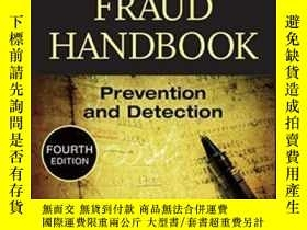 二手書博民逛書店Corporate罕見Fraud Handbook: Prevention And DetectionY307