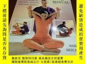 二手書博民逛書店Thai罕見Massage MANRAL(含大量彩圖)Y2321