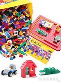 兒童積木小顆粒拼圖寶寶8DIY益智拼裝3-6周歲男孩7-9女孩拼插玩具『CR水晶鞋坊』
