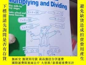 二手書博民逛書店multiplying罕見and dividing (help