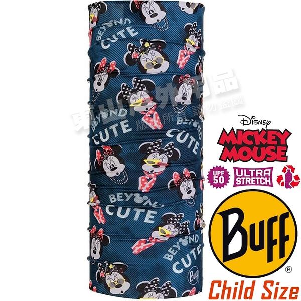 BUFF 118307.788_迪士尼授權-米老鼠 Child Original兒童魔術頭巾 快乾圍巾/單車運動/束腕頭帶/海盜帽