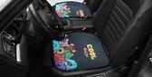汽車坐墊單片夏季冰絲涼墊四季通用透氣單個屁屁墊通風座墊