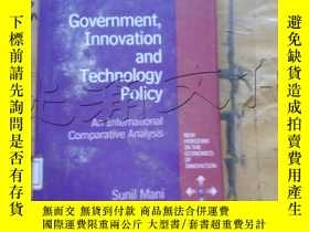 二手書博民逛書店Government,罕見Innovation and Tech