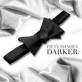 超值特惠Fifty Shades Of Grey Darker格雷的五十道陰影2束縛SM情趣綑綁柔滑蝴蝶領結紳士男性用品