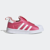 Adidas Superstar 360 C [EF6633] 中童鞋 運動 休閒 慢跑 基本 貝殼 穿搭 愛迪達 粉白