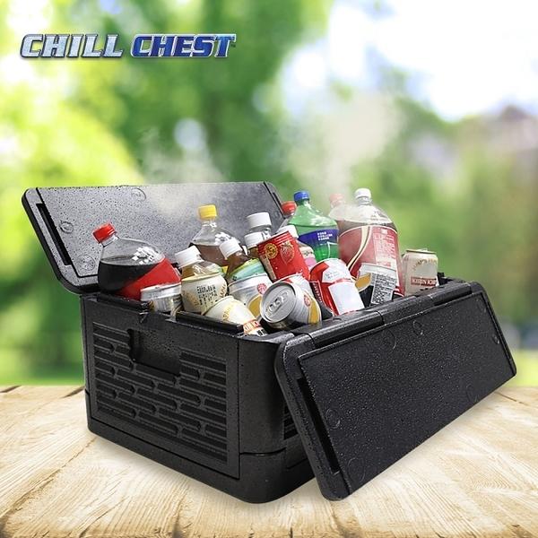 美國 Chill Chest 行動式保溫冷藏箱