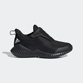 ADIDAS FortaRun AC K [EF0145] 中童鞋 運動 慢跑 休閒 緩震 舒適 透氣 愛迪達 黑