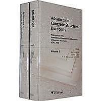 簡體書-十日到貨 R3YY【Advances in Concrete Structural Durability】 978730...