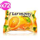 進口Harmony水果香皂-(柑橘) 75g,(72入箱購)原價$2520↘特價$500(限貨運寄送)