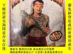 二手書博民逛書店Capt罕見Don Leslie sword swallower circus sideshow attracti