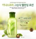 ●魅力十足● 韓國innisfree 綠茶精粹保濕乳液 green tea balancing lotin 160ml