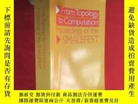 二手書博民逛書店From罕見Topology to Computation: P