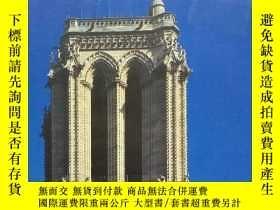 二手書博民逛書店罕見《notre-dame》聖母院的建築和裝飾。Y326733